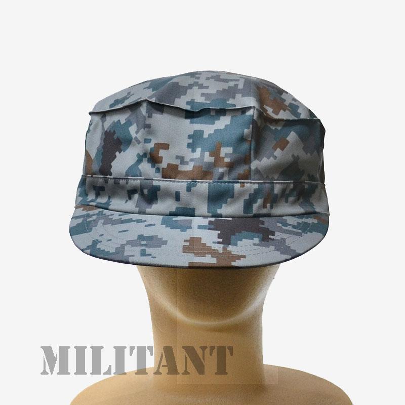 八角帽 (航空デジタル迷彩)