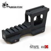 【送料無料】【KAC正式ライセンス】 T-1/T-2対応 Knight's Armament Airsoft High Rise Mount / KAA-MTHR01-BK