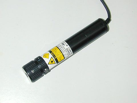 ハートフォード 規制適合 レーザーポインター ビームフォード-1