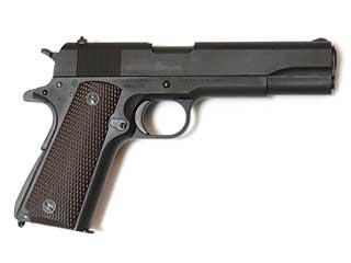 クラフトアップル M1911A1 ブローバック発火