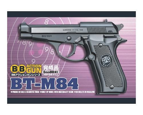 アオシマ BBアクションガン BT-M84