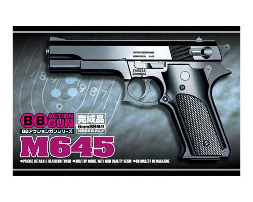 アオシマ BBアクションガン M645