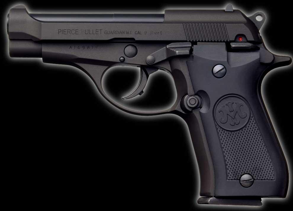 M84 CF ブラックHW