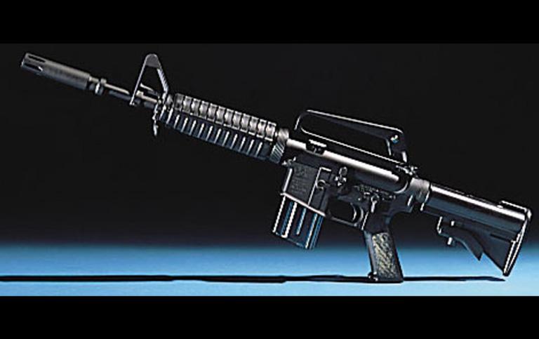 マルシン モデルガン 組立キット コルト・XM177E2 ブラック エアガン エアーガン