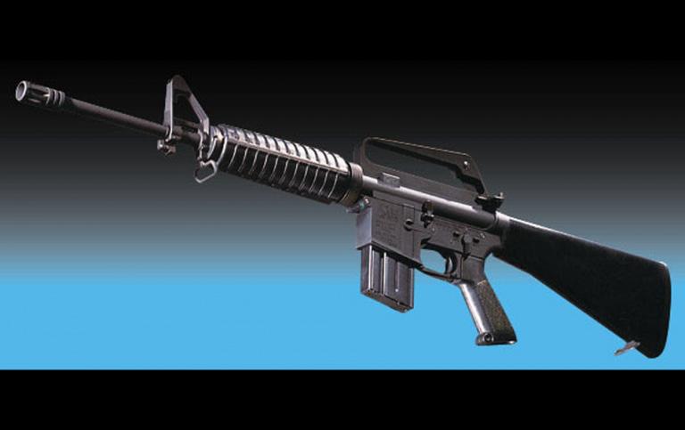 マルシン モデルガン 組立キット コルト・M655 カービン ブラック [エアガン/エアーガン]