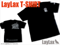 LayLaxオリジナルTシャツ