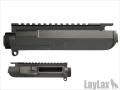 ライラクス 次世代電動ガン M4シリーズ用[MG]アッパーフレーム<タイプNV>  エアガン エアーガン