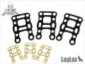 ライラクス Battle Style BITE-MG(バイトマグ)シリーズ ベルクロシール<M4M16用/3枚セット> TAN(タン)[エアガン/エアーガン]