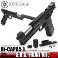 NINE BALL 東京マルイ Hi-CAPA5.1 S.A.S.フロントキットNEO