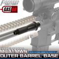 M4MWS アウターバレルベース