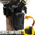 ライラクス Battle Style バトルスタイル コンパクト ダンプポーチ エアガン エアーガン