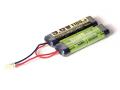 ライラクス GIGA TEC 9.6V1100mAセパレートバッテリー エアガン エアーガン