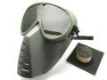 サンセイ SG-5サバイバルゲーム用 マスク&ゴーグル ステンレスメッシュ エアガン エアーガン