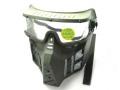サンセイ SWG-6サバイバルゲーム用 マスク&ゴーグル ファイティングWプロテクター 曇り止め加工レンズ  エアガン エアーガン