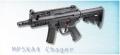 マルゼン ガスブローバック MP5KA4チャージャー [エアガン/エアーガン/ガスガン]