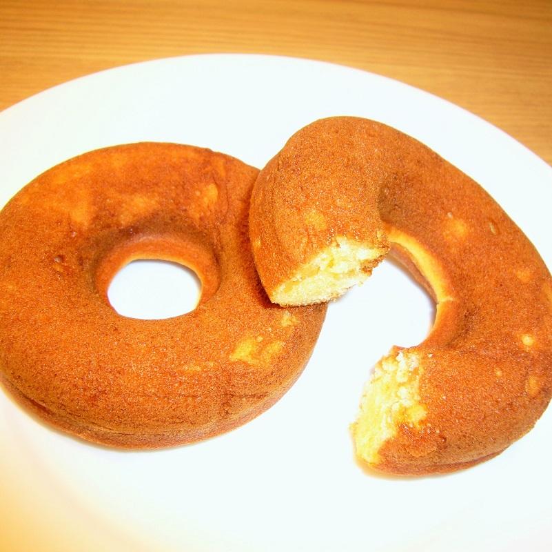 焼きドーナツ グレープフルーツ