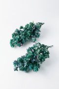 カシワバアジサイ (グラデーション加工)  ブルーパープル 廃盤セール60%