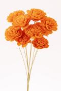 ソーラーローズ・小  オレンジ 32081-350