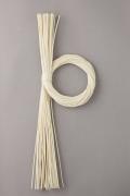 丸藤飾り・ひと輪流し 白 72350-010