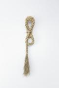 わら飾り・とんぼ結び N 75520-000