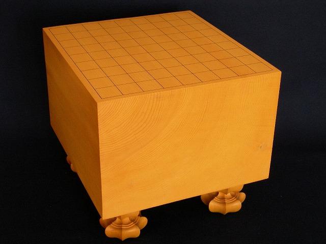 本榧将棋柾目盤 7.5寸