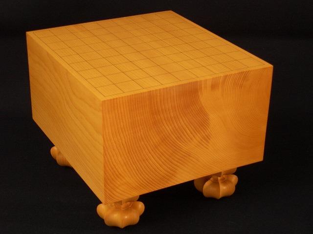 日向榧将棋柾目盤 6.45寸