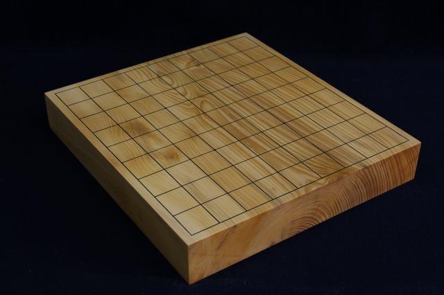 国産榧卓上将棋盤 1.85寸