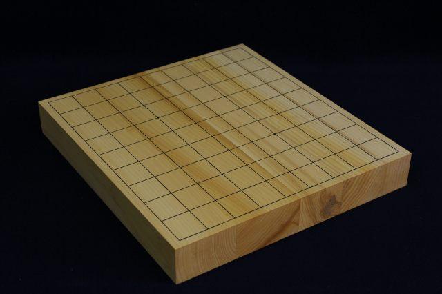 国産榧卓上将棋盤 1.6寸