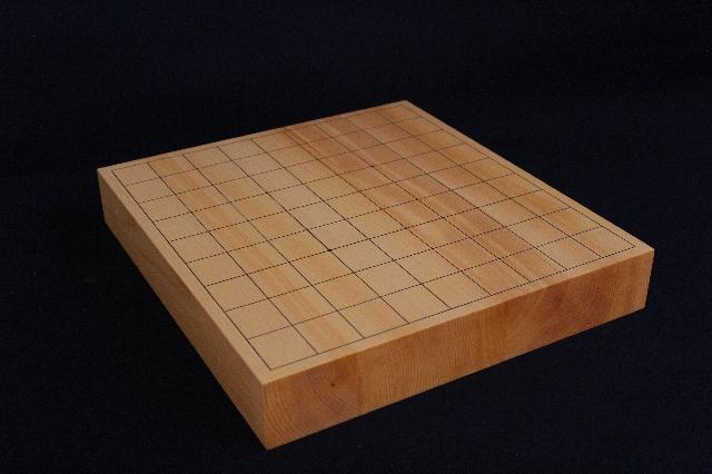 日向榧卓上将棋盤 1.8寸