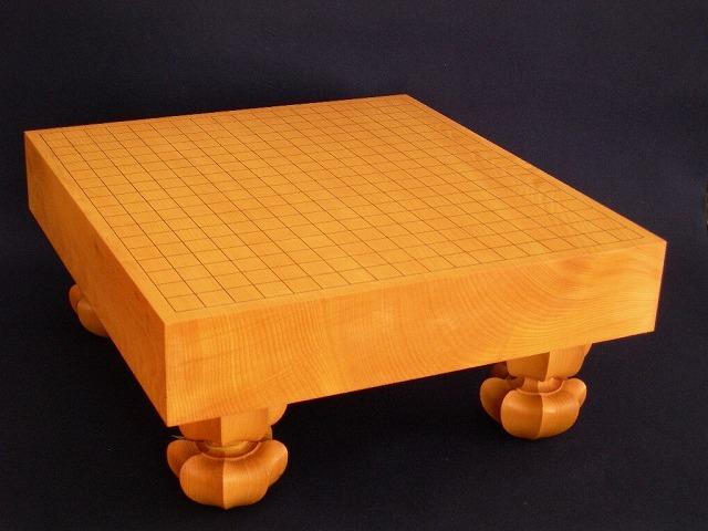 本榧碁盤【柾目】 7.3寸