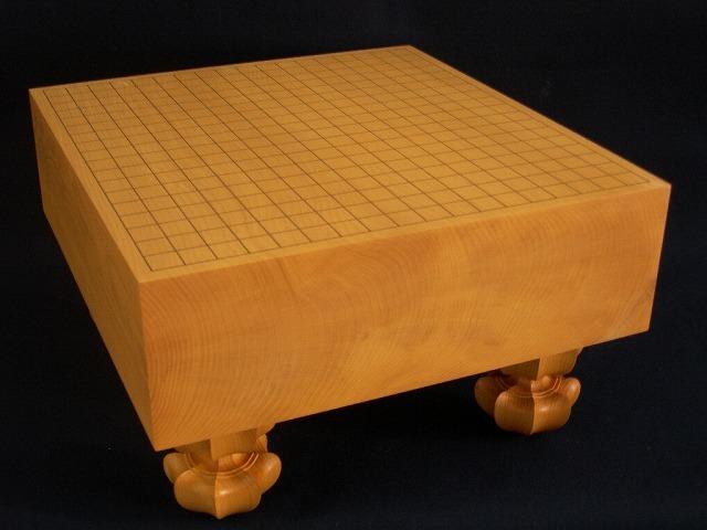 日向本榧碁盤 6.1寸