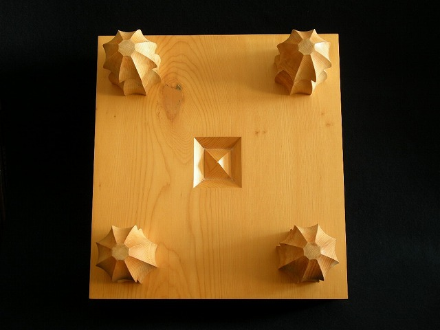 国産本榧木表 3.6寸
