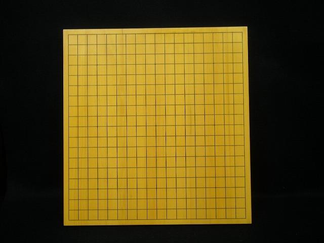 日向本榧卓上碁盤 1.1寸