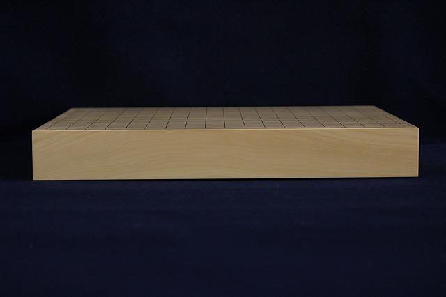 国産榧卓上碁盤 2.0寸