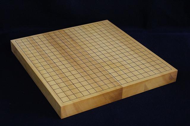 国産榧卓上碁盤 1.5寸
