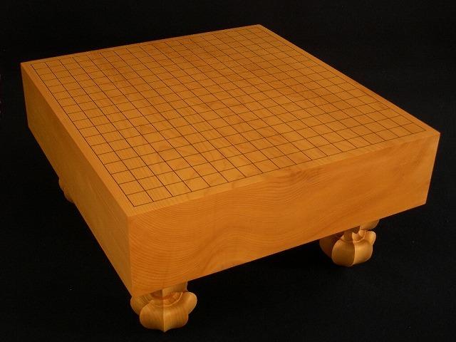 日向榧碁盤木裏 3.65寸