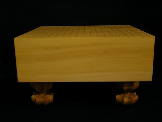 日向榧碁盤木裏 5.0寸