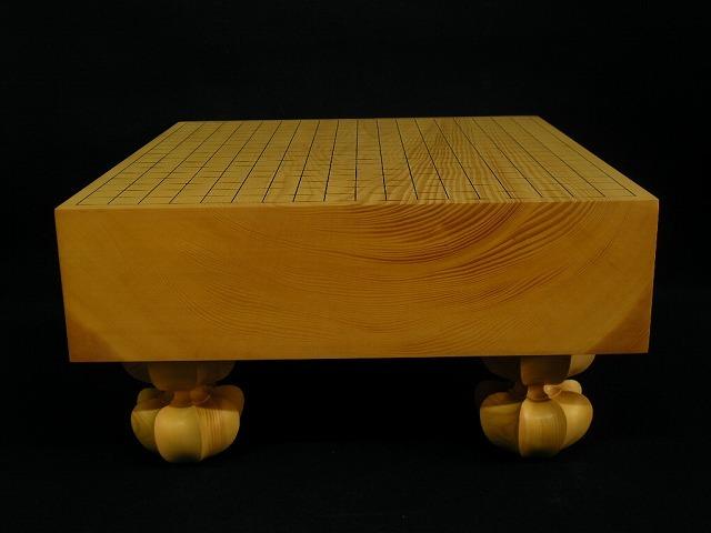 日向榧碁盤木裏 3.75寸