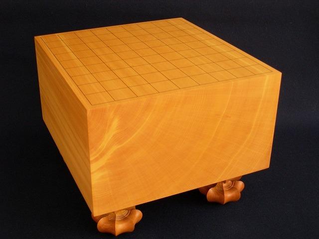 日向本榧将棋柾目盤 6.2寸