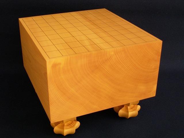 本榧将棋柾目盤 6.2寸