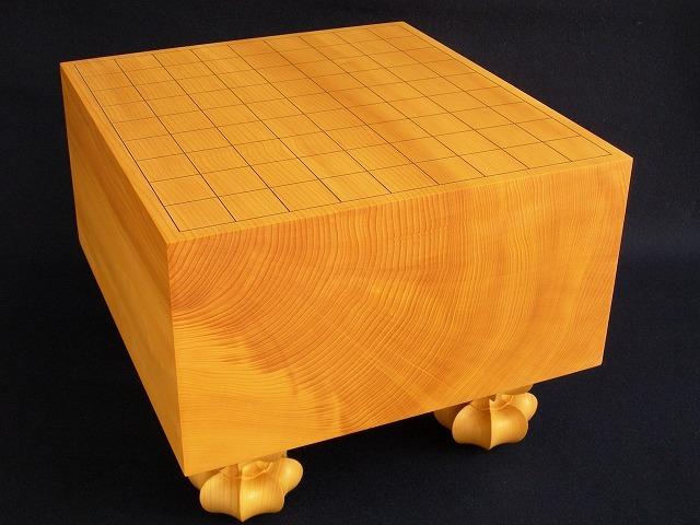 本榧将棋柾目盤 5.9寸