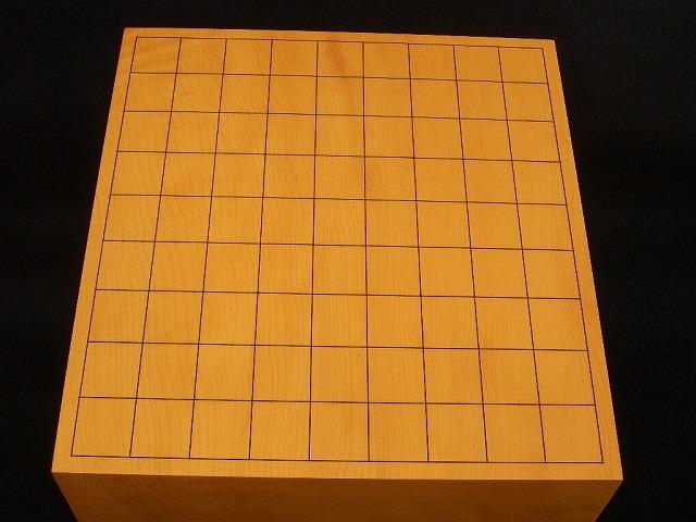 日向榧将棋柾目盤 6.2寸