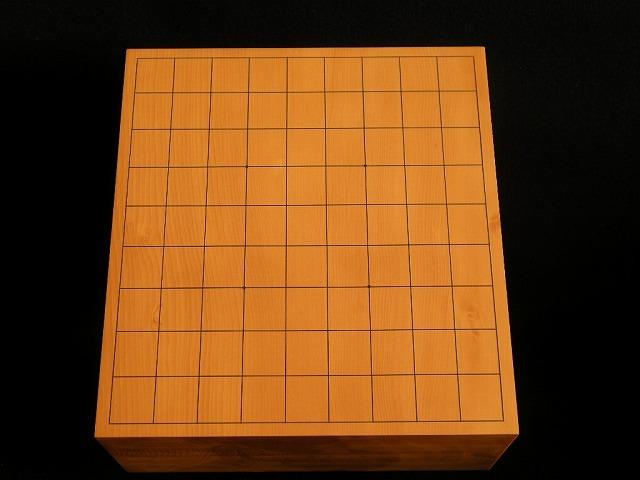 日向榧将棋柾目盤 5.0寸