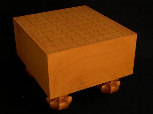 日向榧将棋木表盤 5.4寸