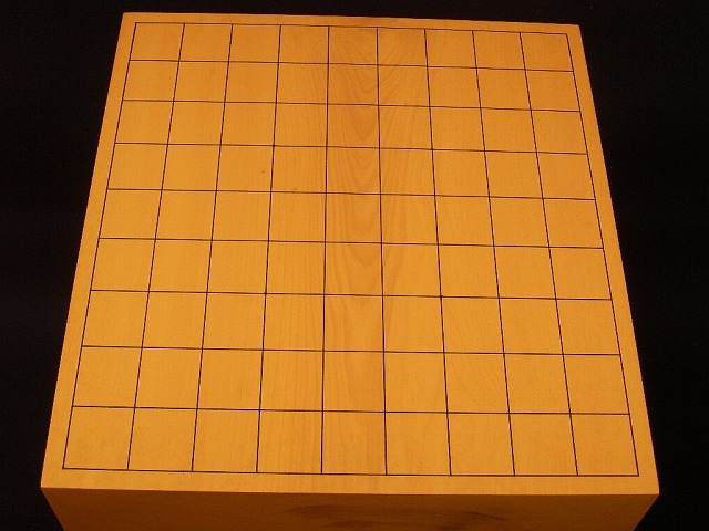 日向榧将棋木表盤 4.85寸