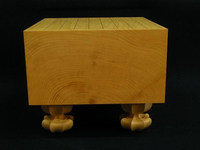 国産材榧将棋木表盤 6.1寸