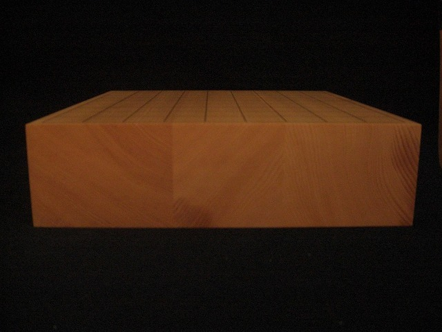 日向本榧卓上将棋盤 3.0寸