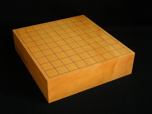 国産本榧卓上将棋盤 3.0寸