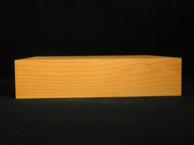 国産本榧卓上将棋盤 2.8寸