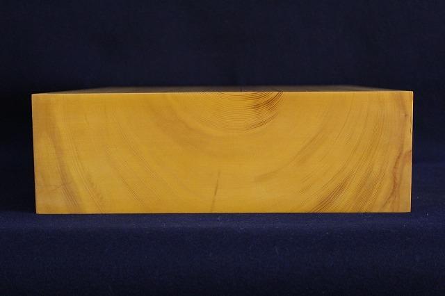 国産本榧卓上将棋盤 3.5寸